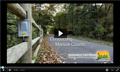Manual count video