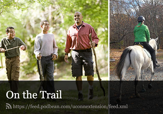 On the Trail Podcast image